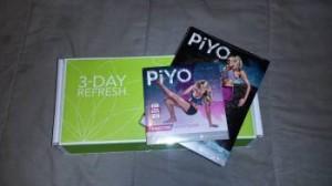 piyo 3 day