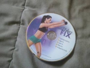 21 day fix dvd