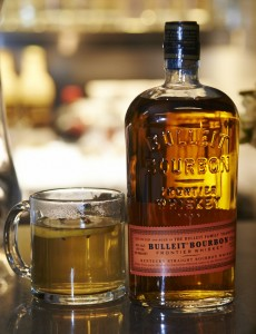 Bulleit Hot Toddy
